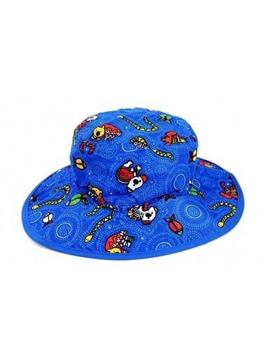 Banz Şapka Mavi